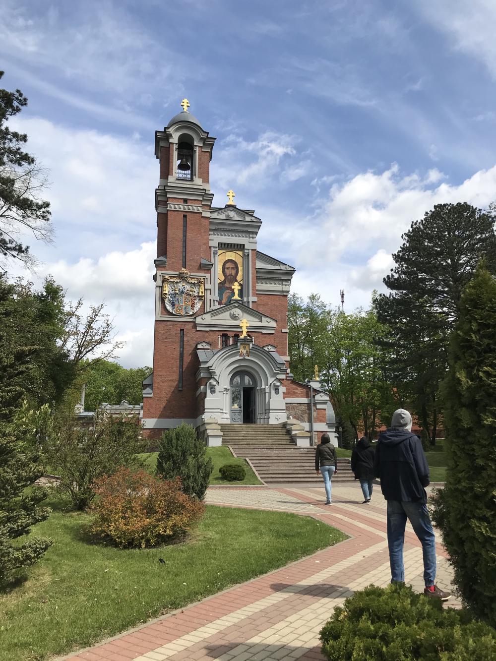 Церковь-усыпальница