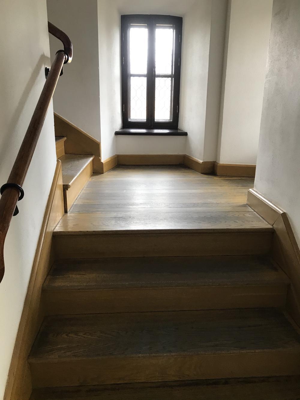 Более удобные лестницы